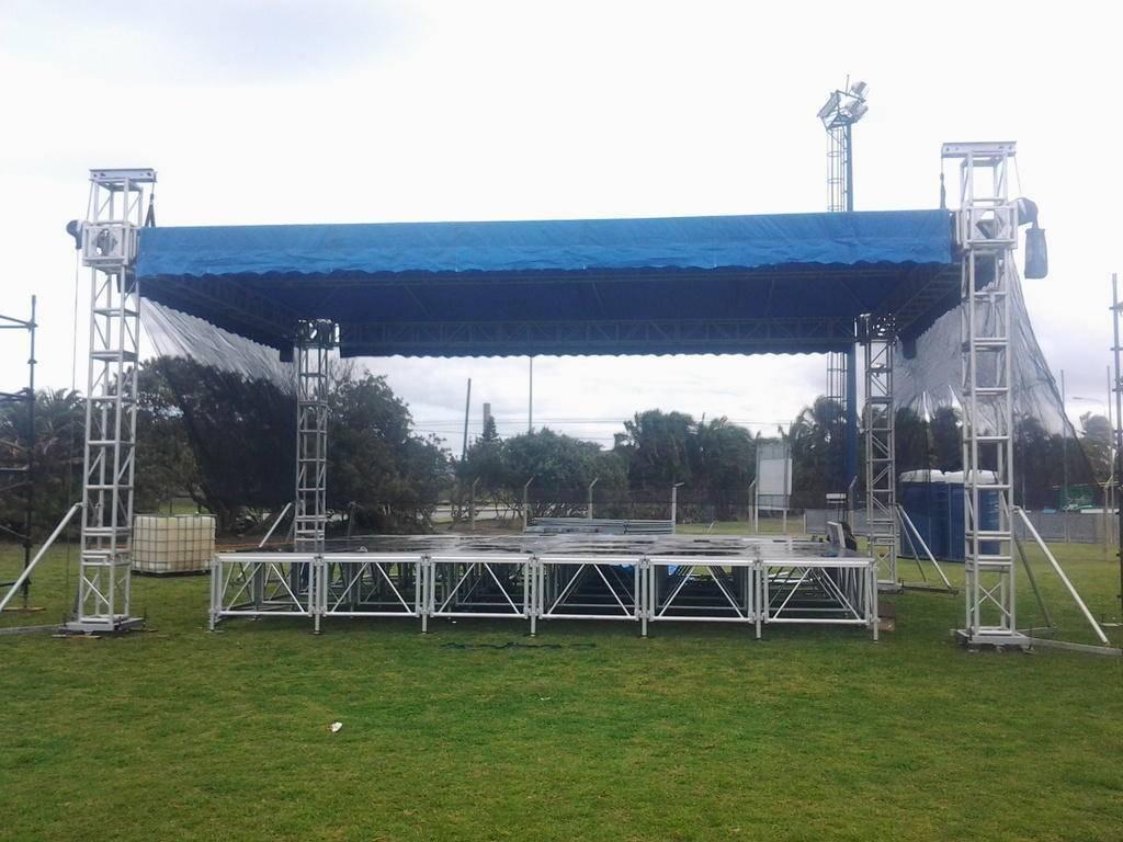 Indoor Amp Outdoor Stages Event Planning Port Elizabeth